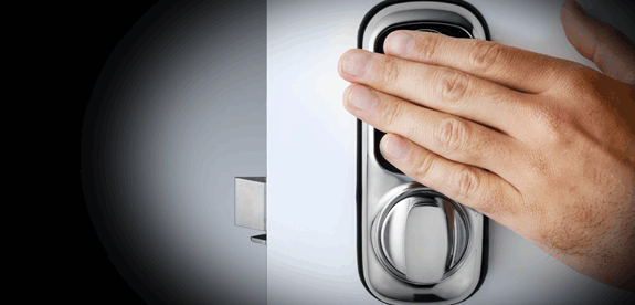 Assa-abloy-biometric-lock