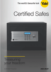 Yale-Certified-Safe-Product-Catalogue-Download