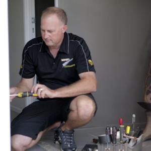 Tony (Locksmith) Working